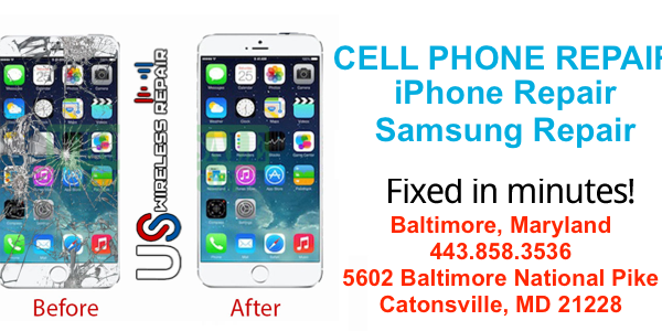 Cell Phone Repair Ellicotty City